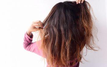 Atasi Rambut Kering
