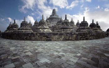 Pembuatan Candi Borobudur