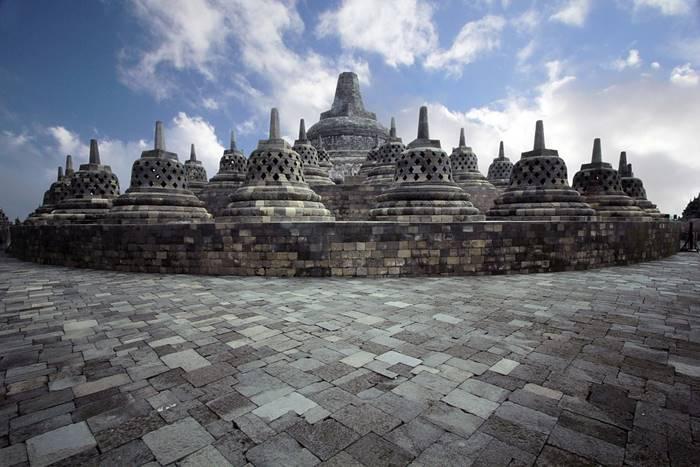 qqroyalbet88 or 188thai Proses Pembuatan Candi Borobudur
